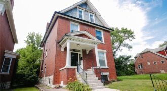 37 Lewis Place St. Louis, MO 63113
