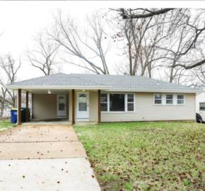 2047 Wilbert Dr, St Louis, Missouri 63136