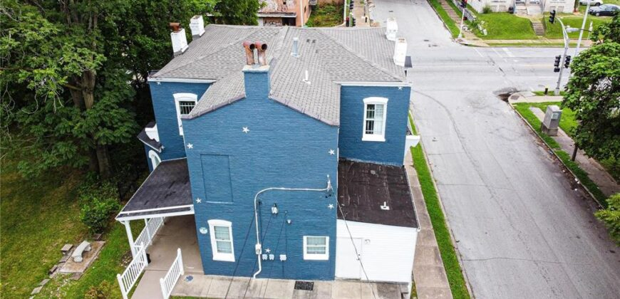 1447 East Grand Blvd, St Louis, Missouri 63107